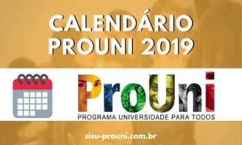 Calendário Prouni 2019: veja todas as datas importantes do ano!