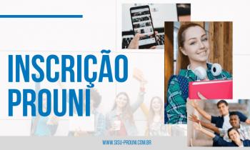 Inscrição PROUNI 2020 – Faça a sua agora!